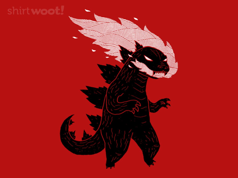 Woot!: Fire Lizard
