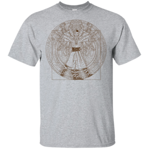 Pop-Up Tee: Doctor Stranger Vitruvian