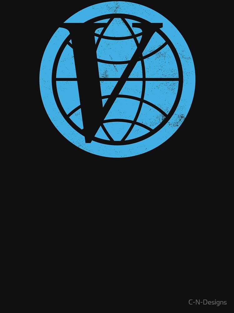 RedBubble: Venture Industries logo — The Venture Bros.