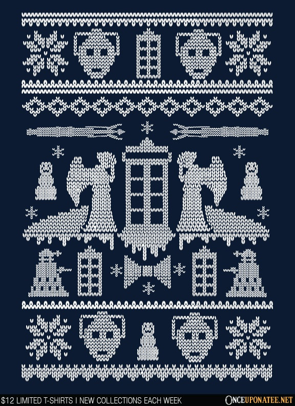 Once Upon a Tee: Tardis Wonderland