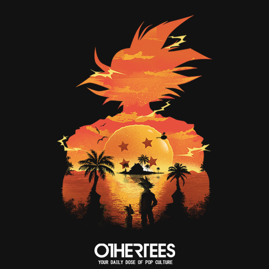 OtherTees: Beautiful Sunset