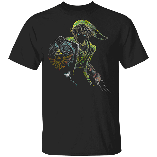 Pop-Up Tee: Link Pressionist