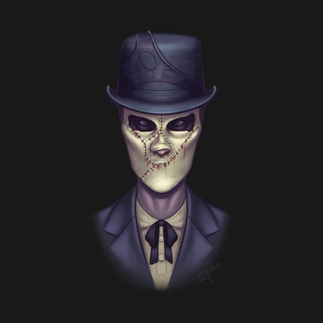 TeePublic: Slender man