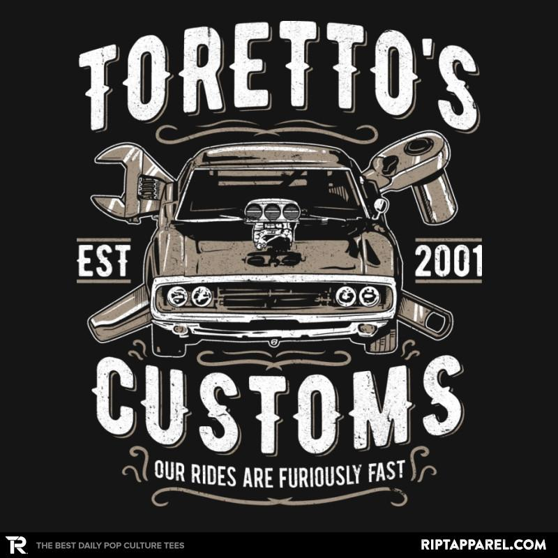 Ript: Toretto's Customs