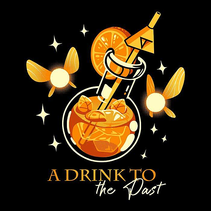 Once Upon a Tee: A Drink to the Past