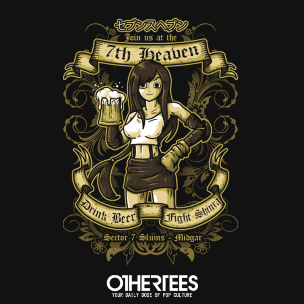 OtherTees: 7th Heaven