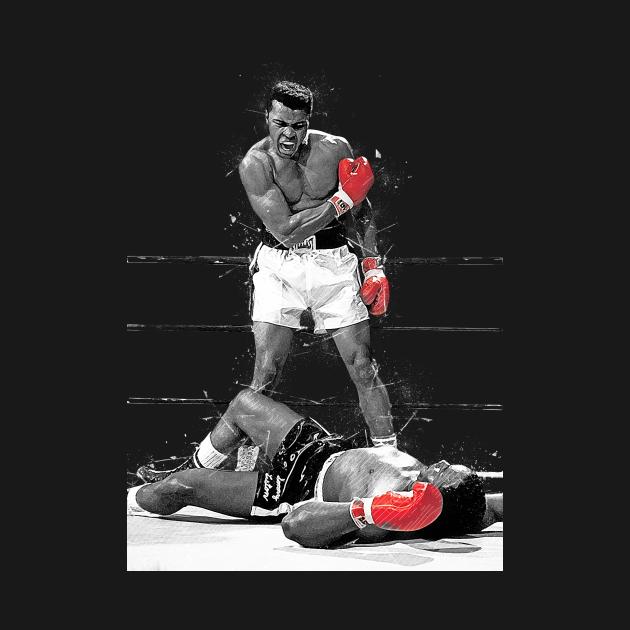 TeePublic: Muhammad Ali