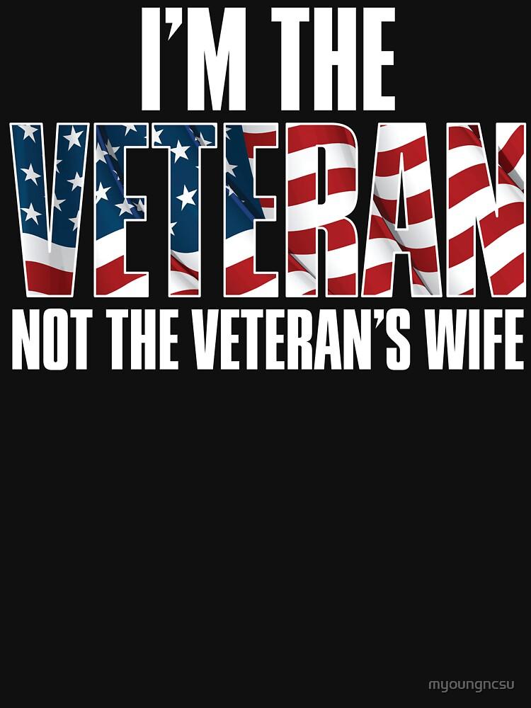 RedBubble: I'm The Veteran