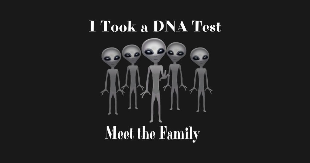 TeePublic: DNA Test