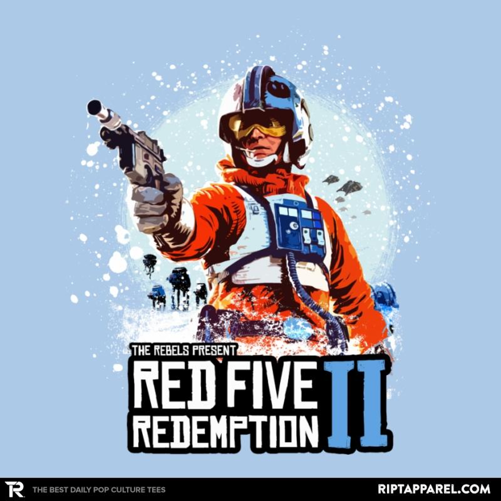 Ript: Red Five Redemption 2