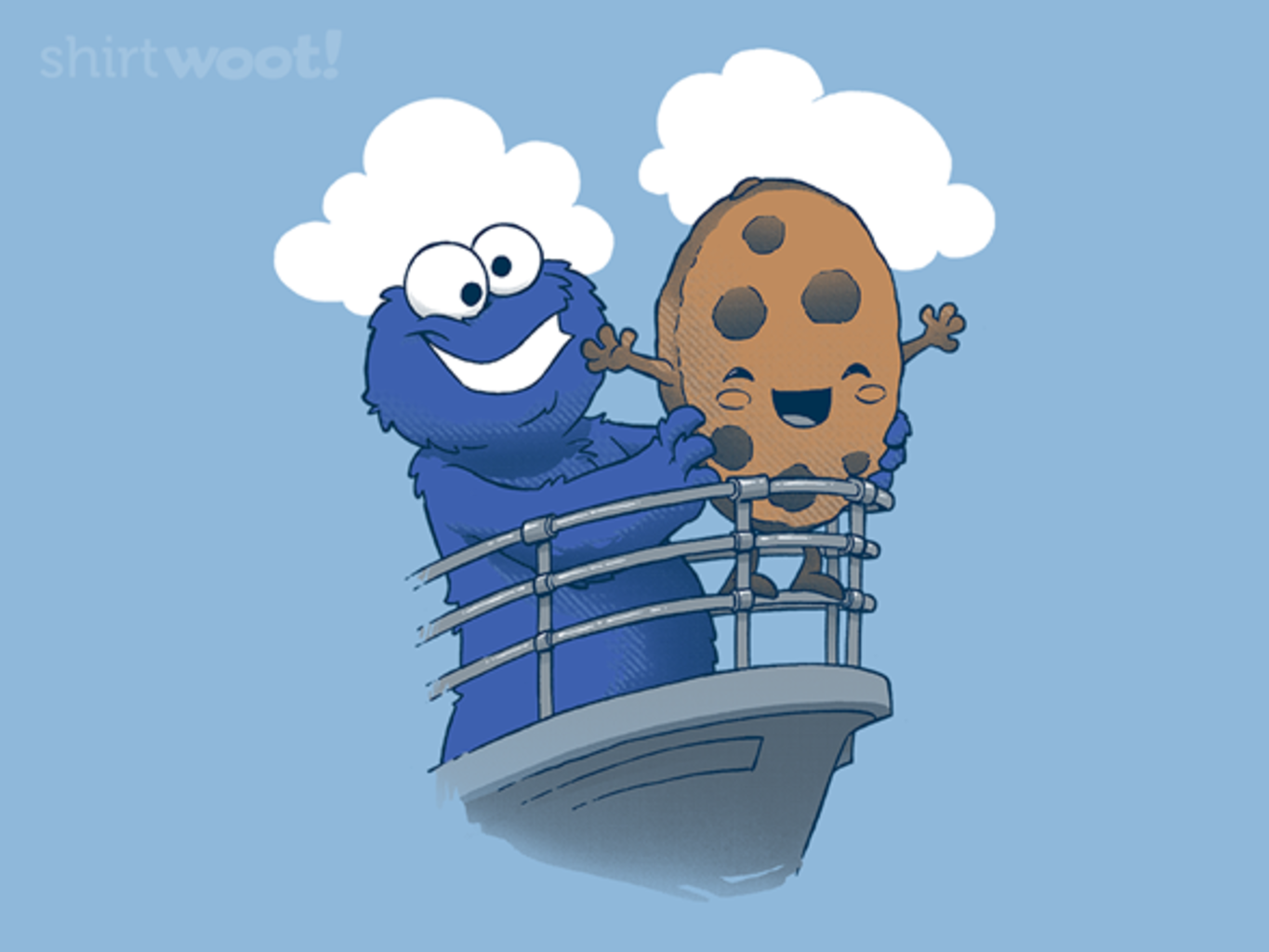 Woot!: Cookie King of the World