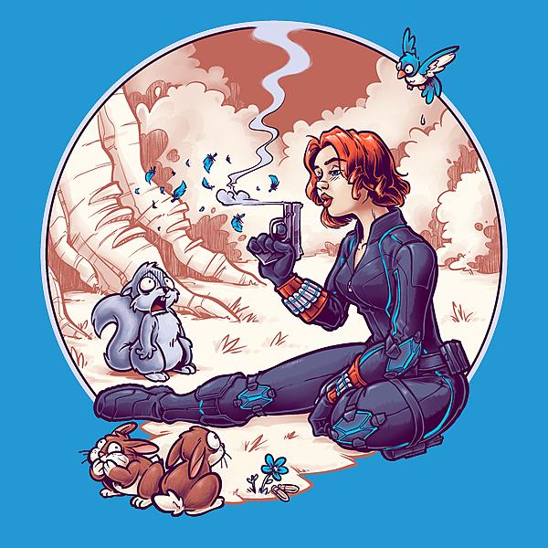 NeatoShop: Snow Widow