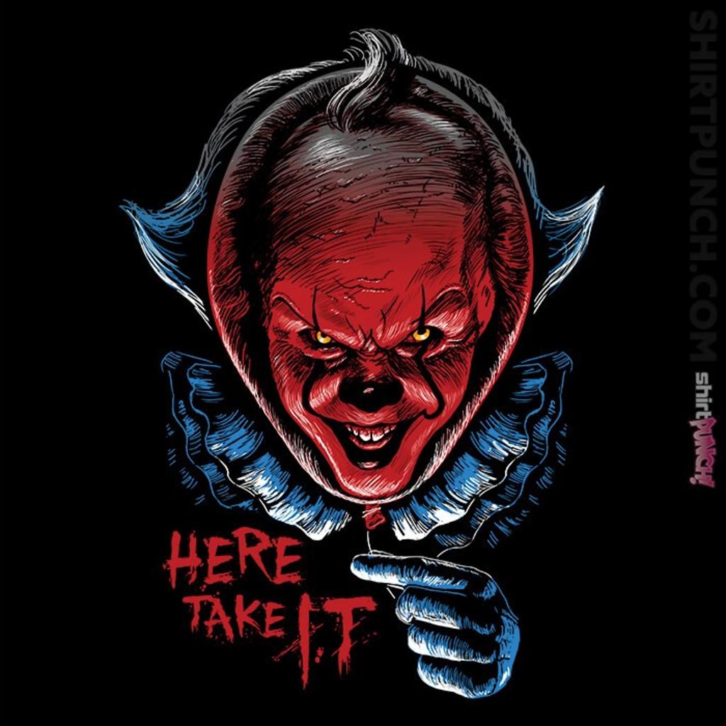 ShirtPunch: Take It