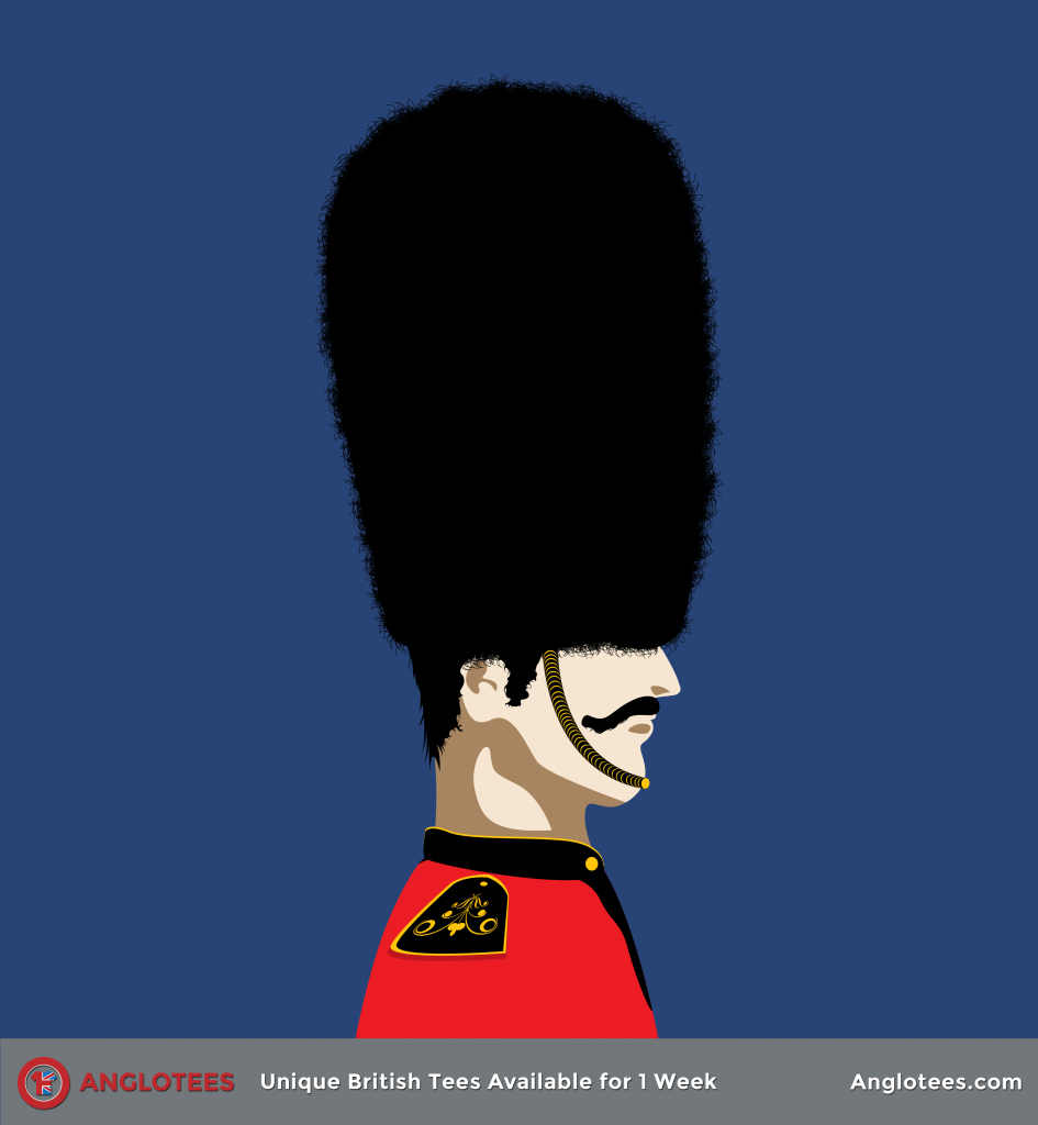 Anglotees: Royal Guard