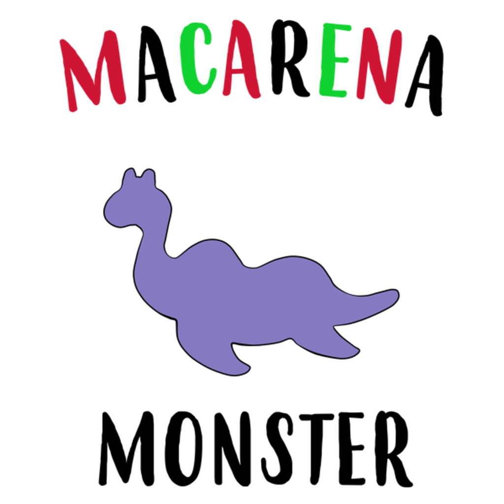 NeatoShop: Macarena Monster