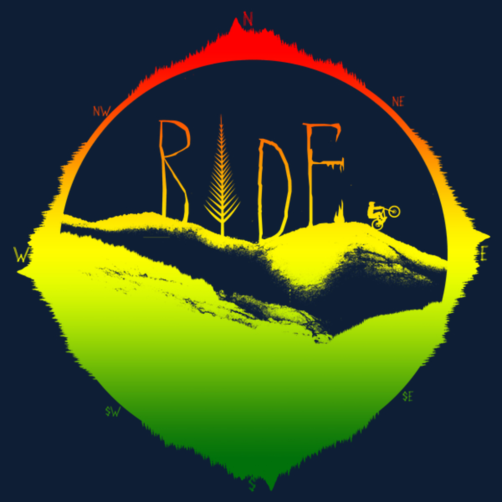 NeatoShop: MTB Ride Rasta