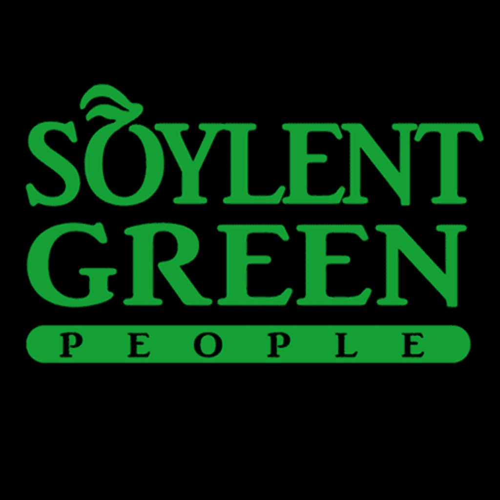 Textual Tees: Soylent Green People