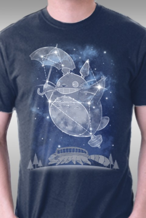 TeeFury: Starry Neighbour