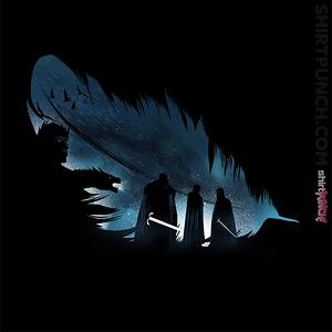 ShirtPunch: Lyanna's Feather