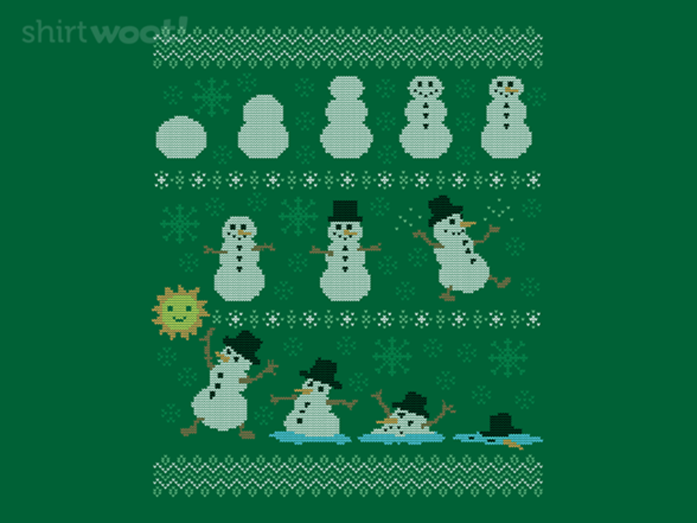 Woot!: Death of a Snowman