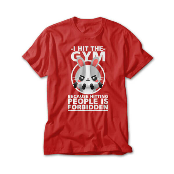OtherTees: Hit the Gym
