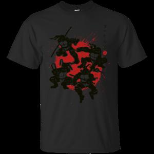 Pop-Up Tee: TMNT - Mutant Warriors