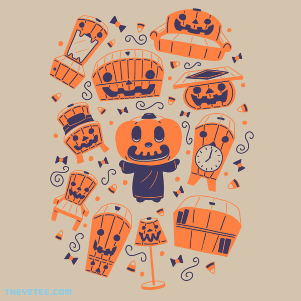 The Yetee: Candy Crossing