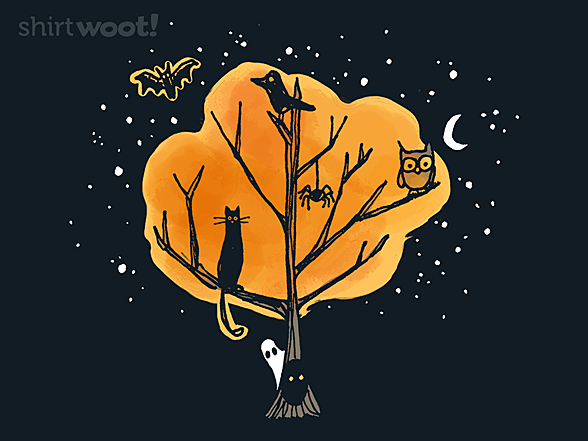 Woot!: That Spooky Tree