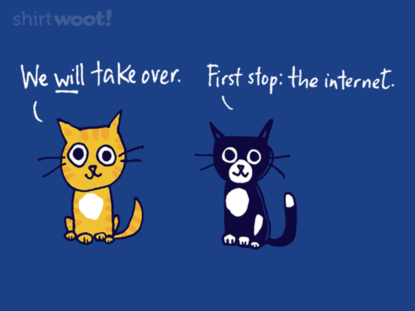 Woot!: Cats Take Over the Internet
