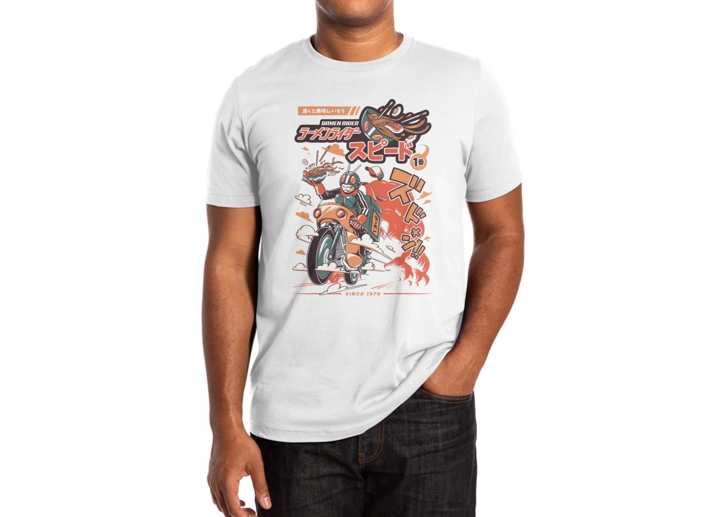 Threadless: Ramen Rider