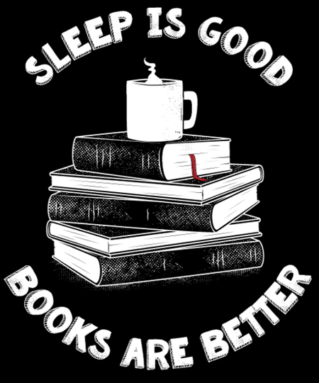 Qwertee: Sleep is good
