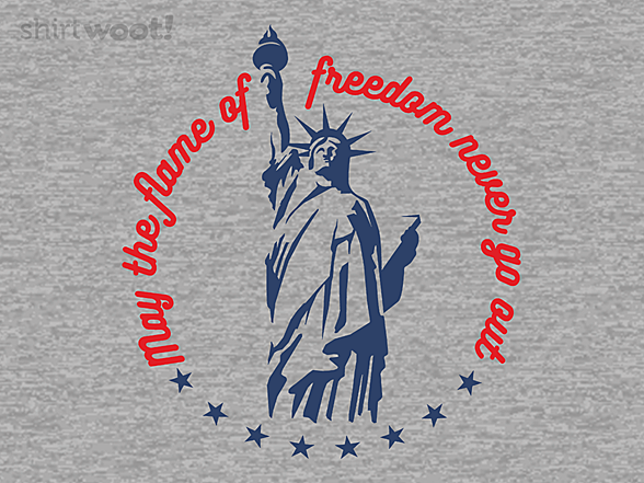Woot!: Freedom's Flame