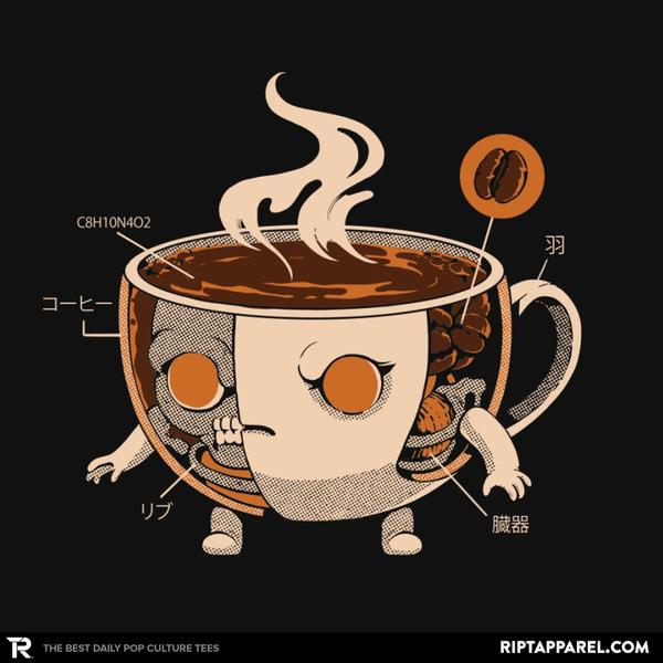 Ript: Coffeezilla X-ray