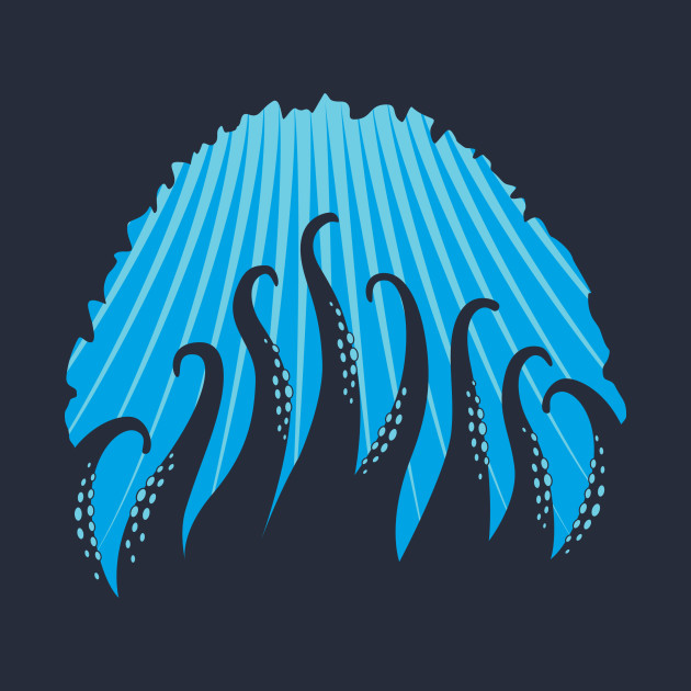 TeePublic: From the Deep T-Shirt
