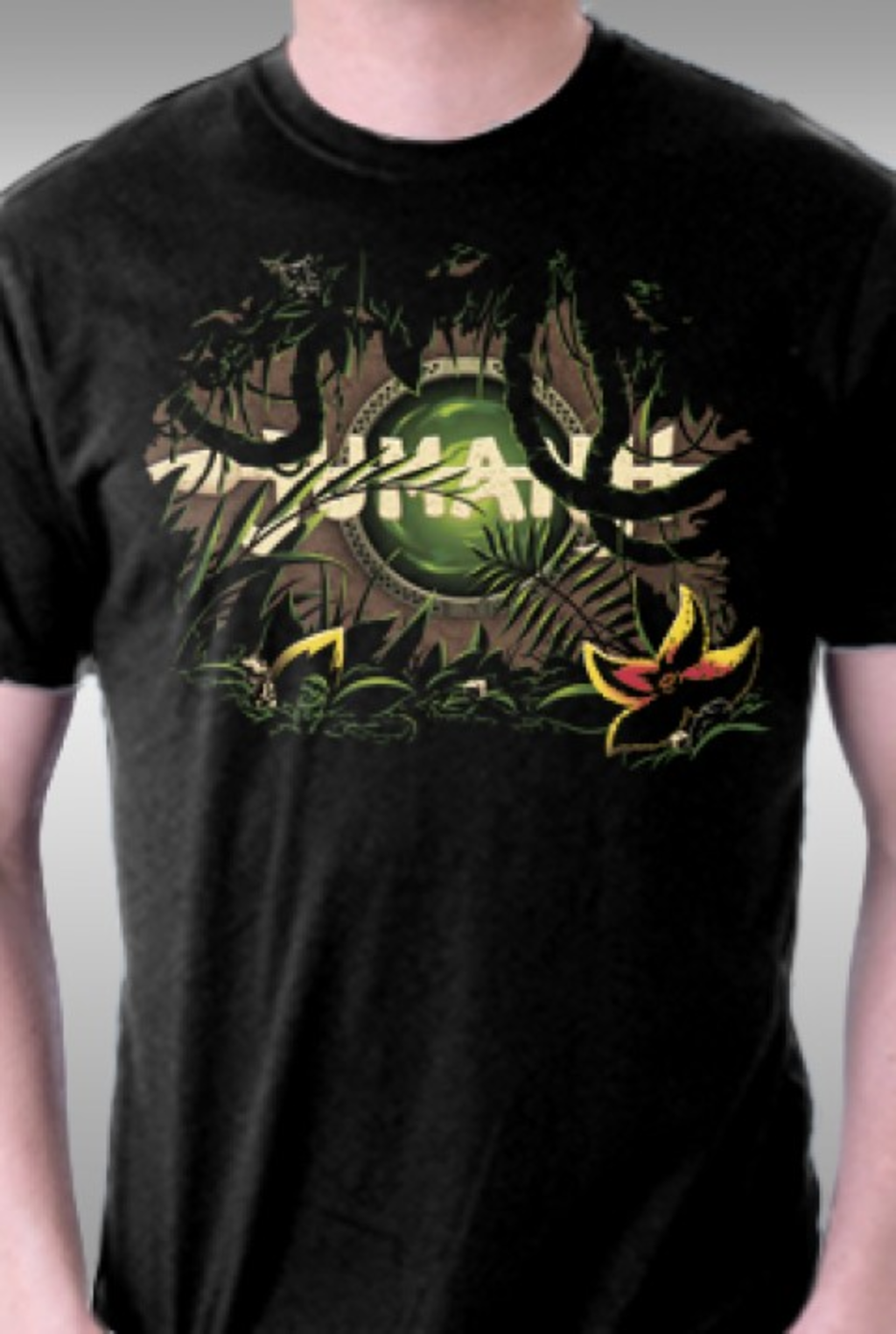 TeeFury: In the Jungle You Must Wait