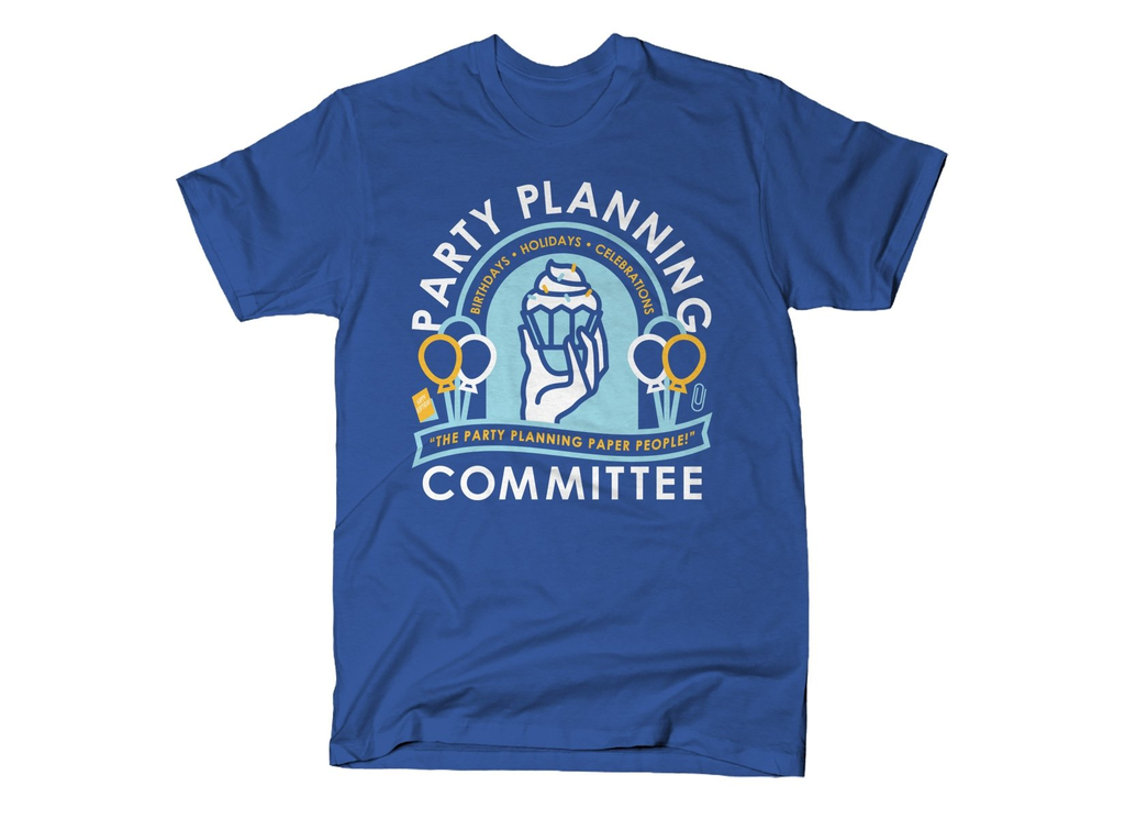 SnorgTees: Party Planning Committee