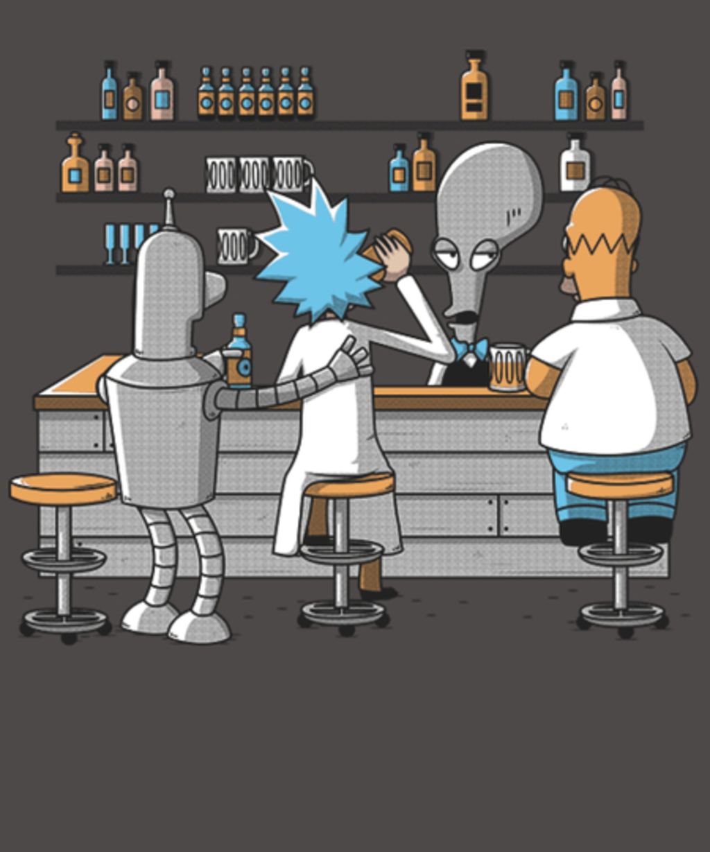 Qwertee: Roger's place