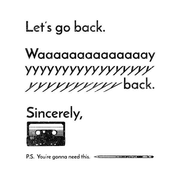 NeatoShop: Let's Go Back