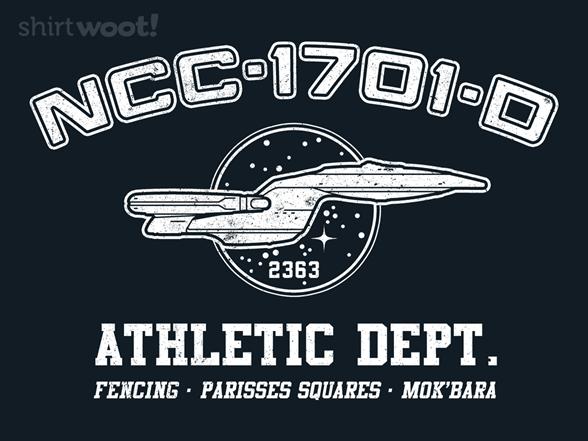 Woot!: Trek Athletic: A New Generations