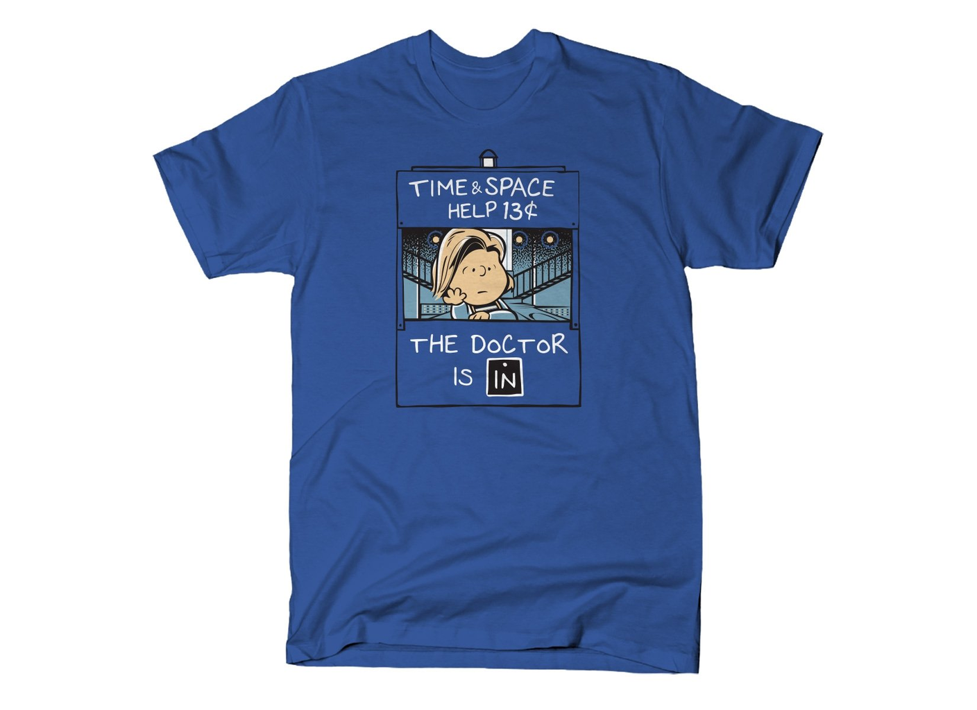 SnorgTees: 13th Doctor Is In