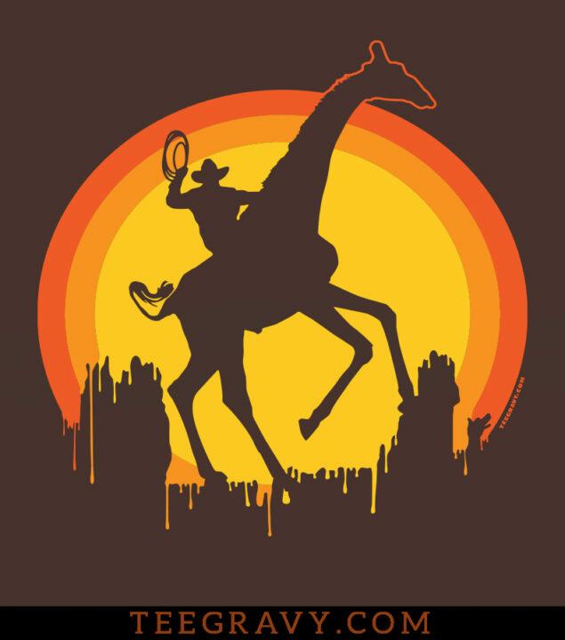 Tee Gravy: Serengeti Stallion