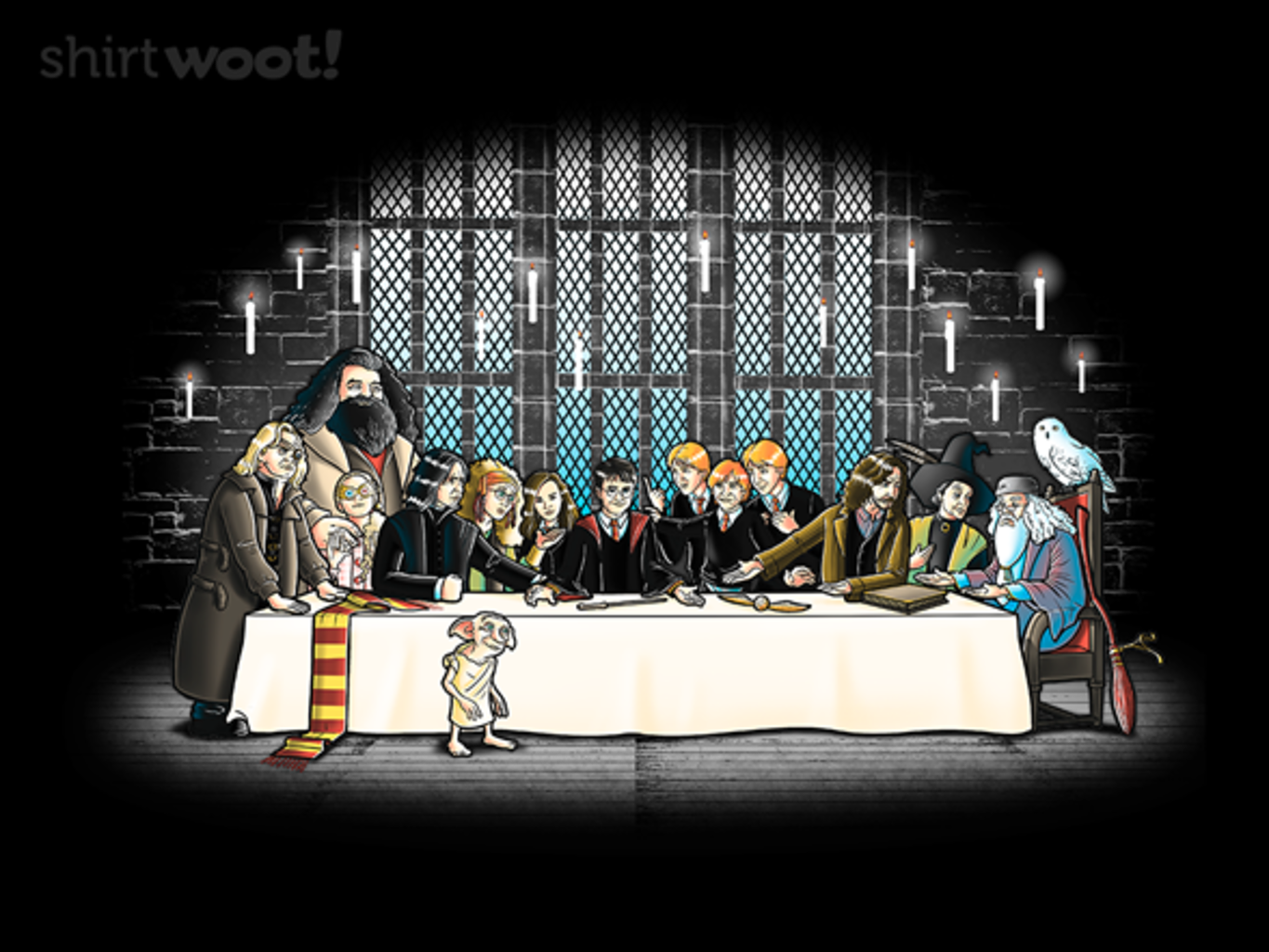 Woot!: A Dinner of Magic
