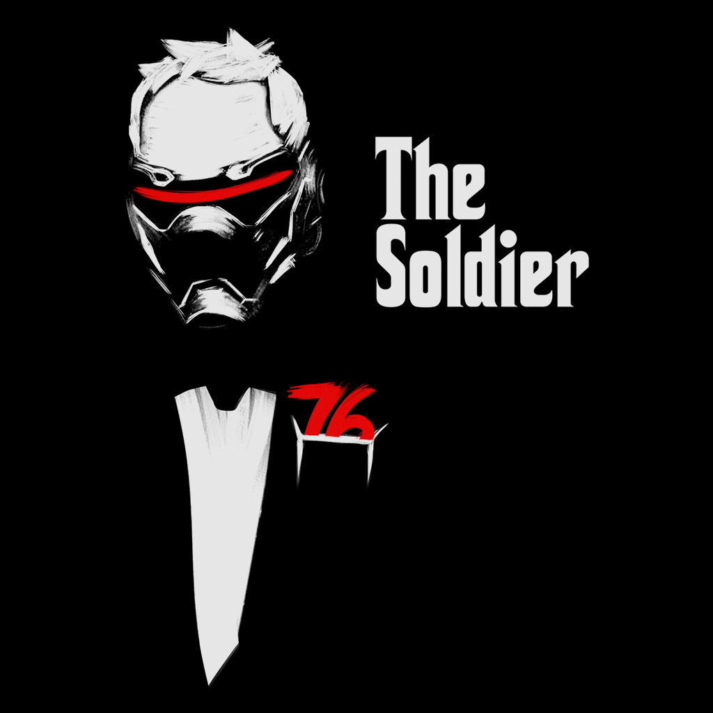 Pop-Up Tee: The Soldier