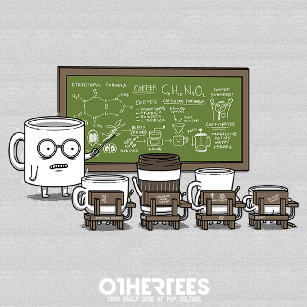 OtherTees: Coffee Lessons