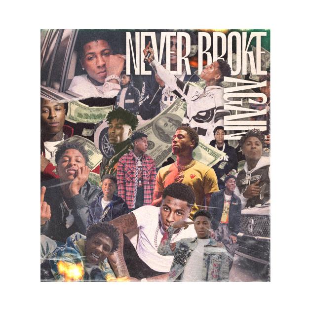 TeePublic: Nba Young Boy