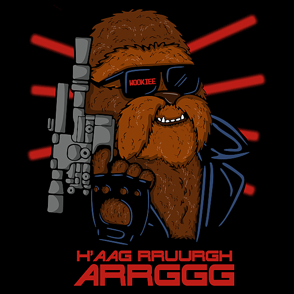 NeatoShop: The Wookieenator