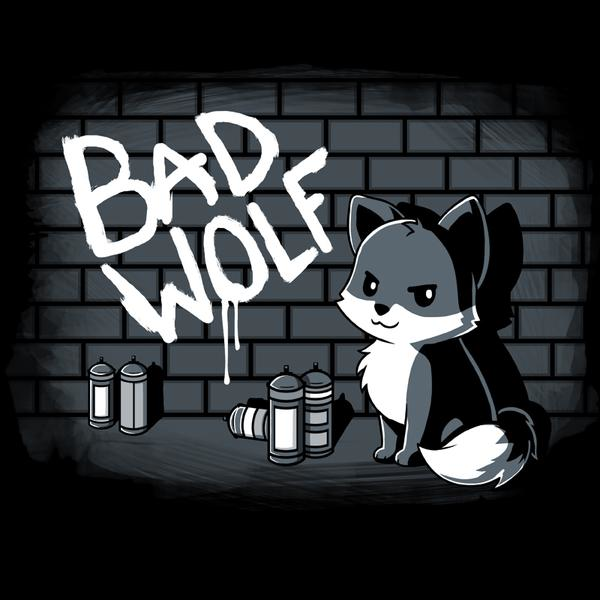 TeeTurtle: Bad Wolf
