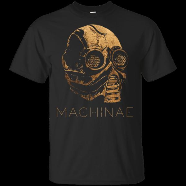 Pop-Up Tee: Machinae