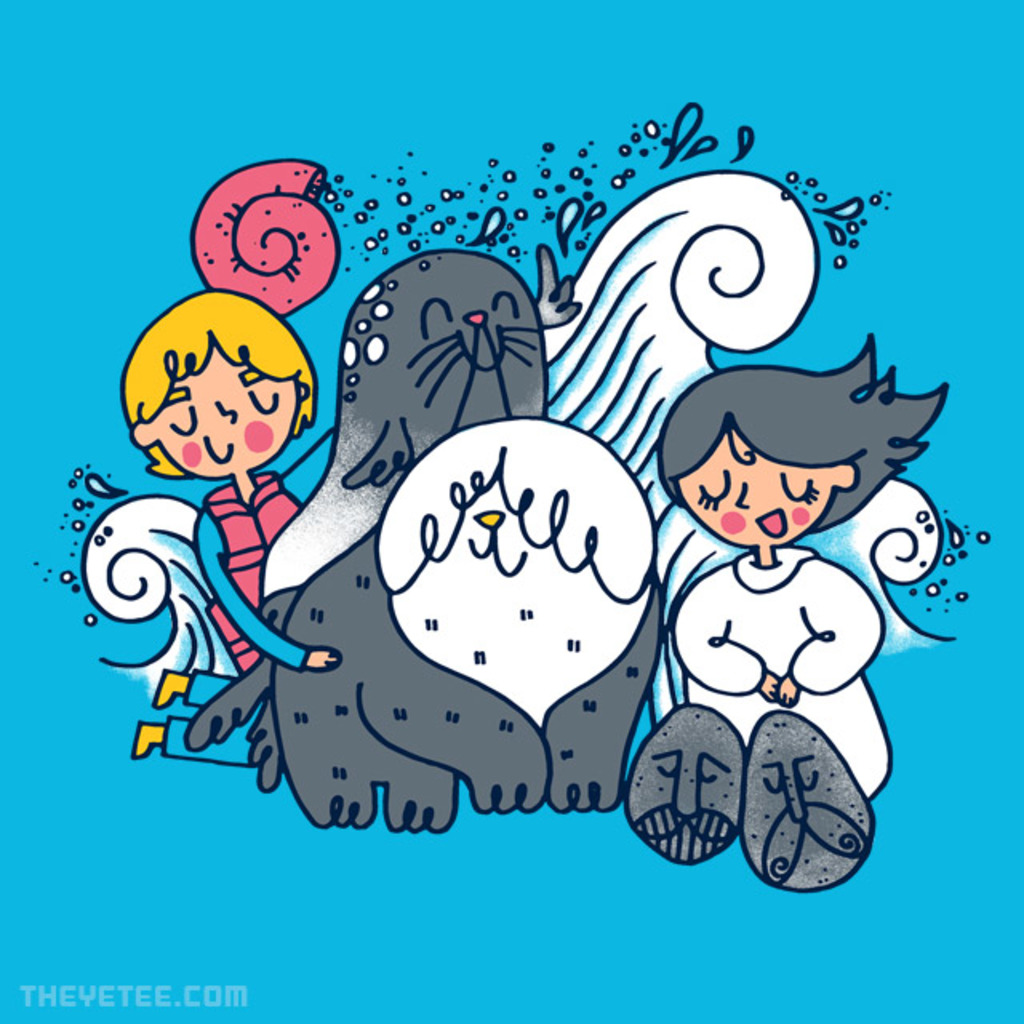 The Yetee: Song of the Selkie