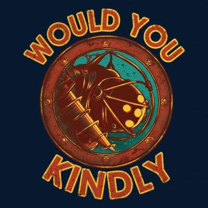ShirtPunch: Would You Kindly
